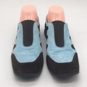 Stuart Weitzman Suede Sneakers